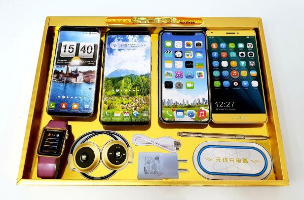 Handphone Set Ang Yoon